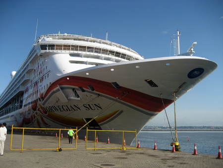 O Norwegian Sun