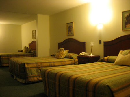 Hotel Neruda &#8211; Santiago