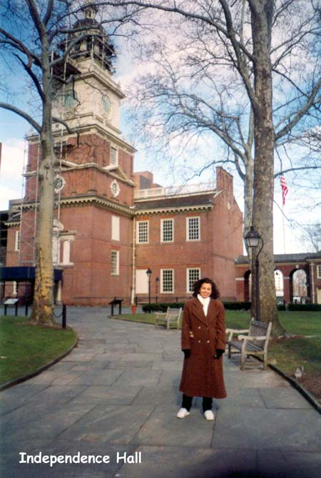 01. Carla - Independence Hall