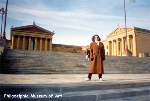 04. Carla - Philadelphia Museum of Art