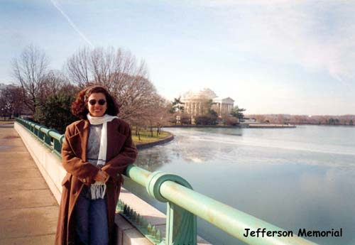 07. Carla - Jefferson Memorial