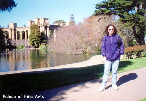 07. Palace of Fine Arts