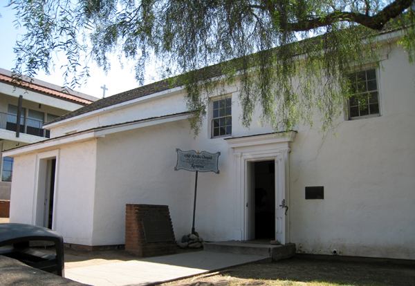 Old Adobe Chapel